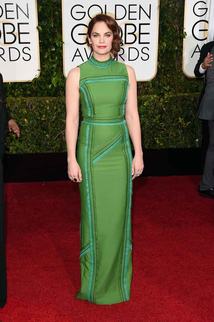 Ruth Wilson In Prada