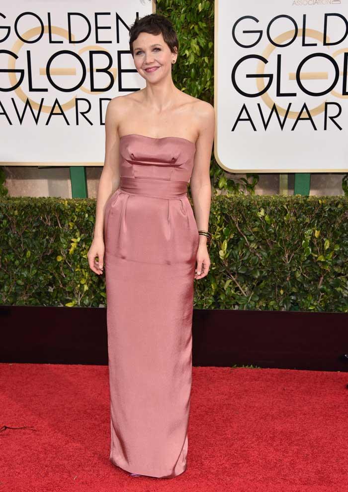 Maggie Gyllenhaal In Miu Miu