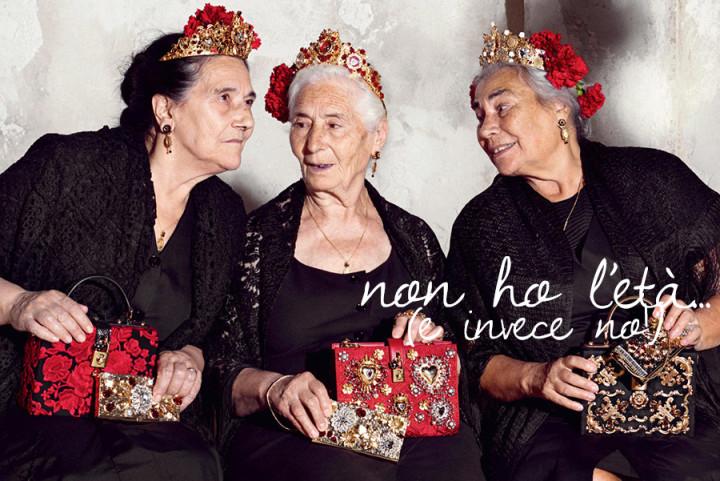 La moda (non) è un mondo per vecchi?