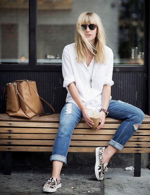 2017 fashion bag trend - La Camicia Bianca Consigli Per Un Look Moderno E