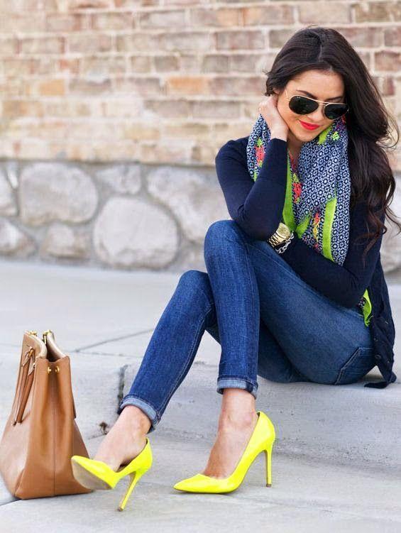 Come indossare e come abbinare un paio di jeans