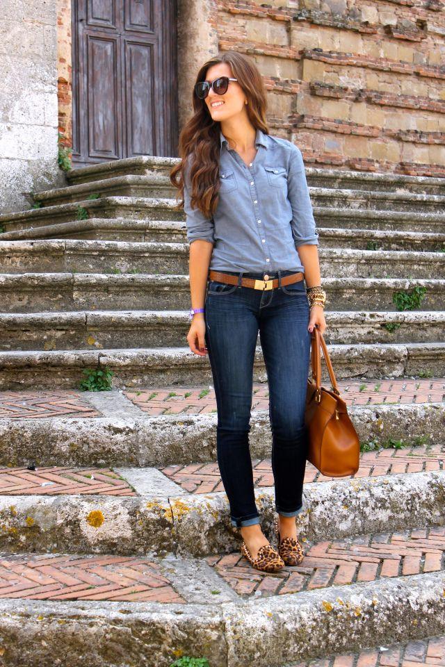 Come indossare e come abbinare un capo denim