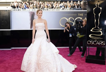 oscar 2014 jennifer lawrence