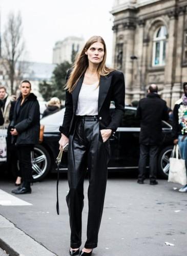 Paris Fashionweel day 2, Malgosia