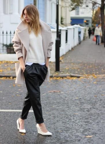 Pantaloni pelle 5