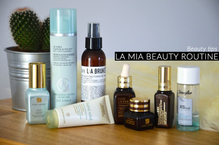 beauty routine elena schiavon beauty blogger