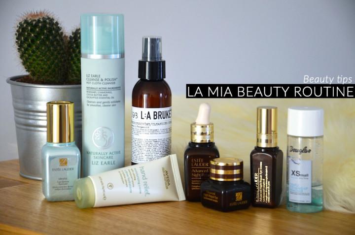 Pulizia e idratazione del viso, la mia beauty routine