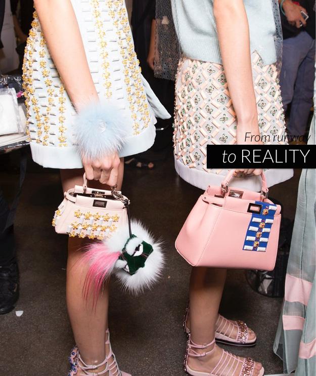 From runway to reality: la primavera 2015 di Fendi e Prada