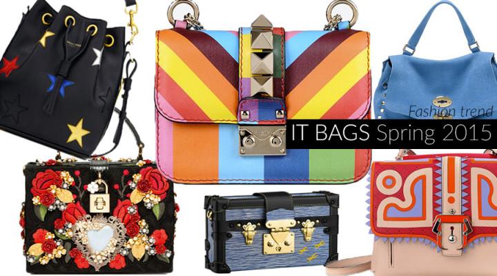 IT Bag Primavera/Estate 2015, modelli e prezzi delle borse da non perdere