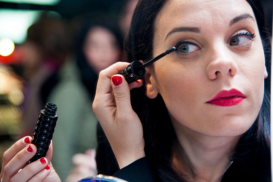 Sephoraeyes-Elena-Schiavon-prova-il-nuovo-mascara-Sephora