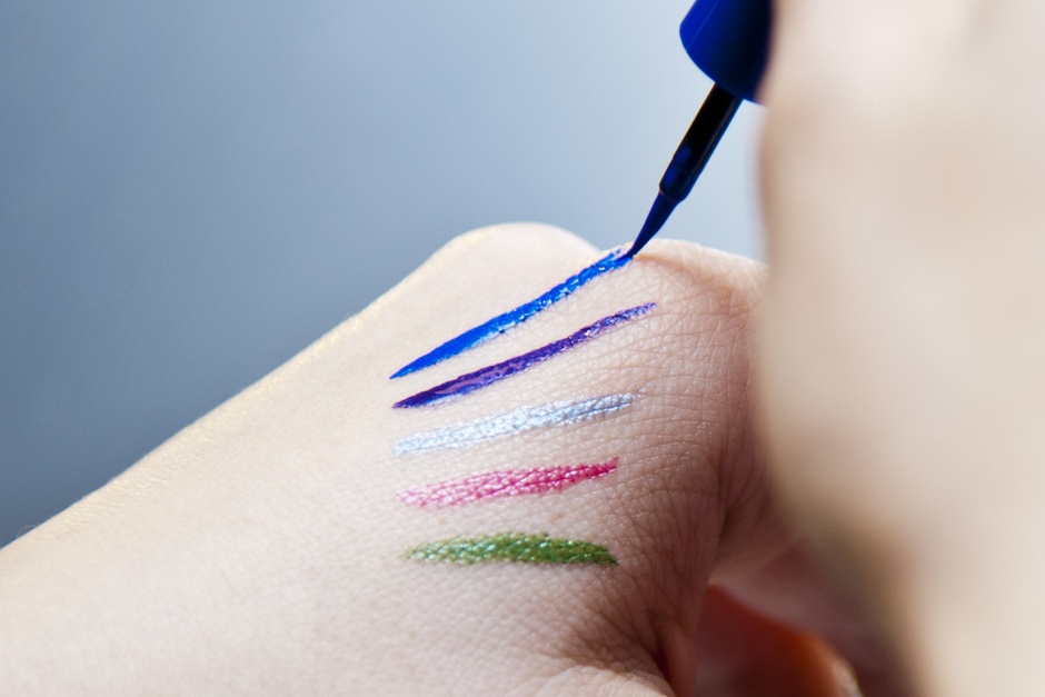 sephora eyeliner colorati elena schiavon