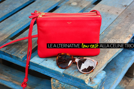 celine trio bag low cost