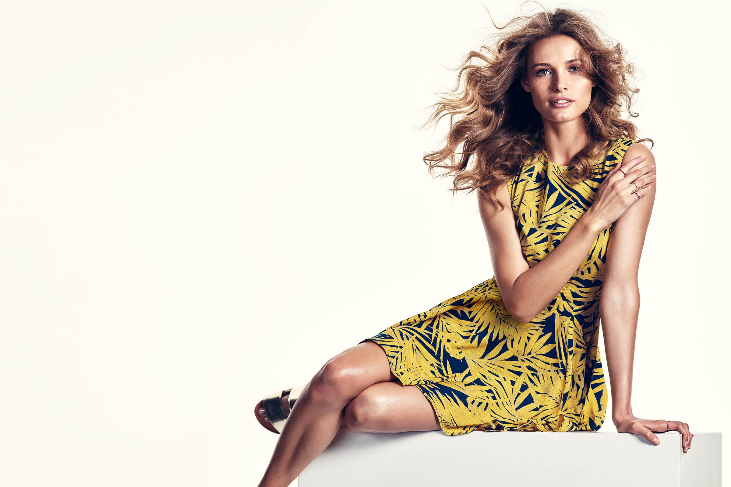 H&M Conscious Collection Primavera 2015