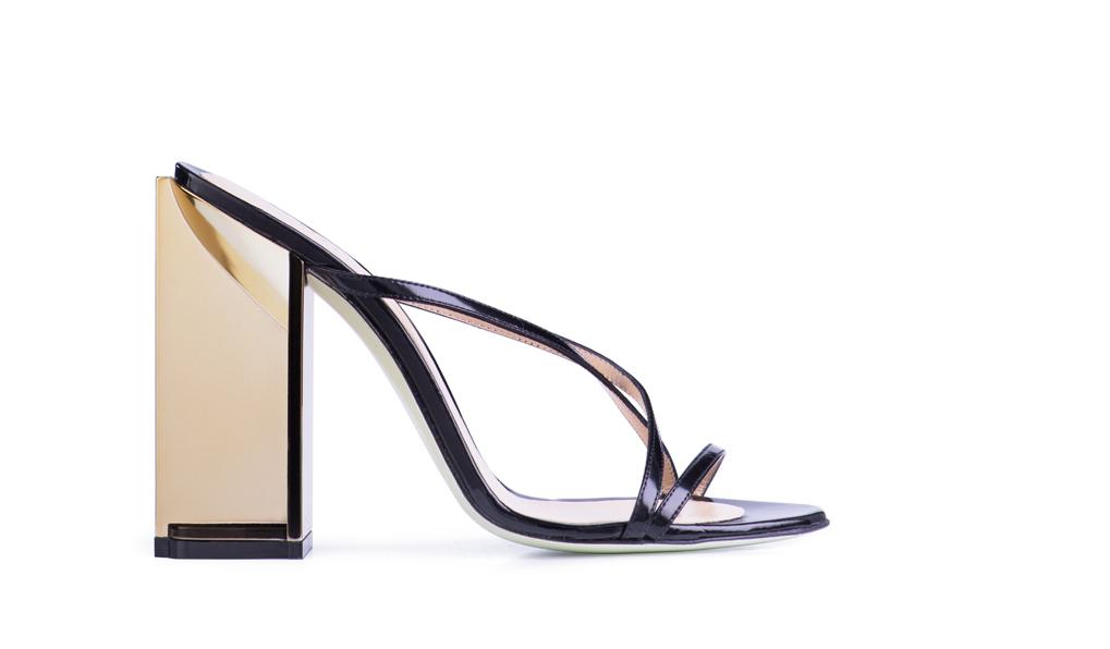 giannico sandali tacco quadrato 2015