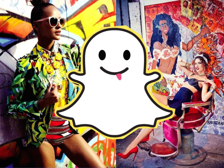 Snapchat conquista il mondo del fashion