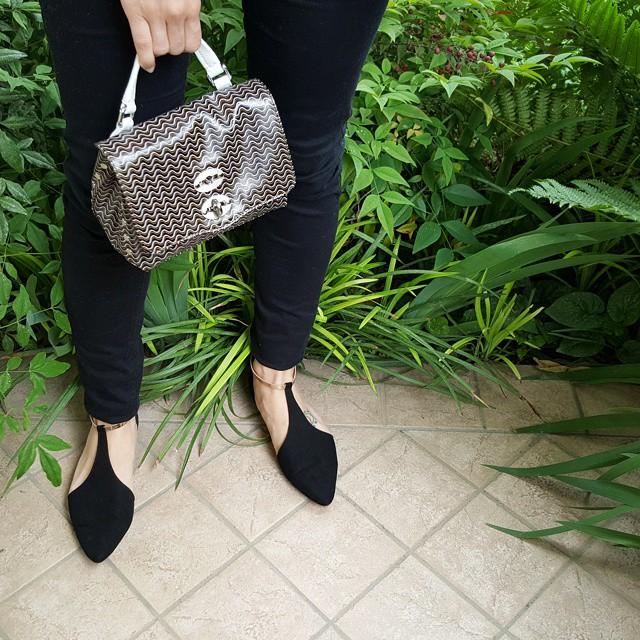 Low cost: le scarpe di Zara che assomigliano a Chanel