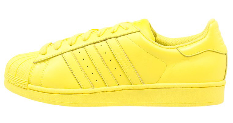 Supercolors gialle adidas