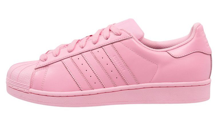 adidas stan smith rosa antico