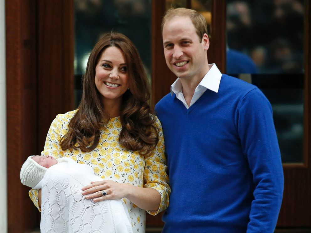 kate middleton look royal baby