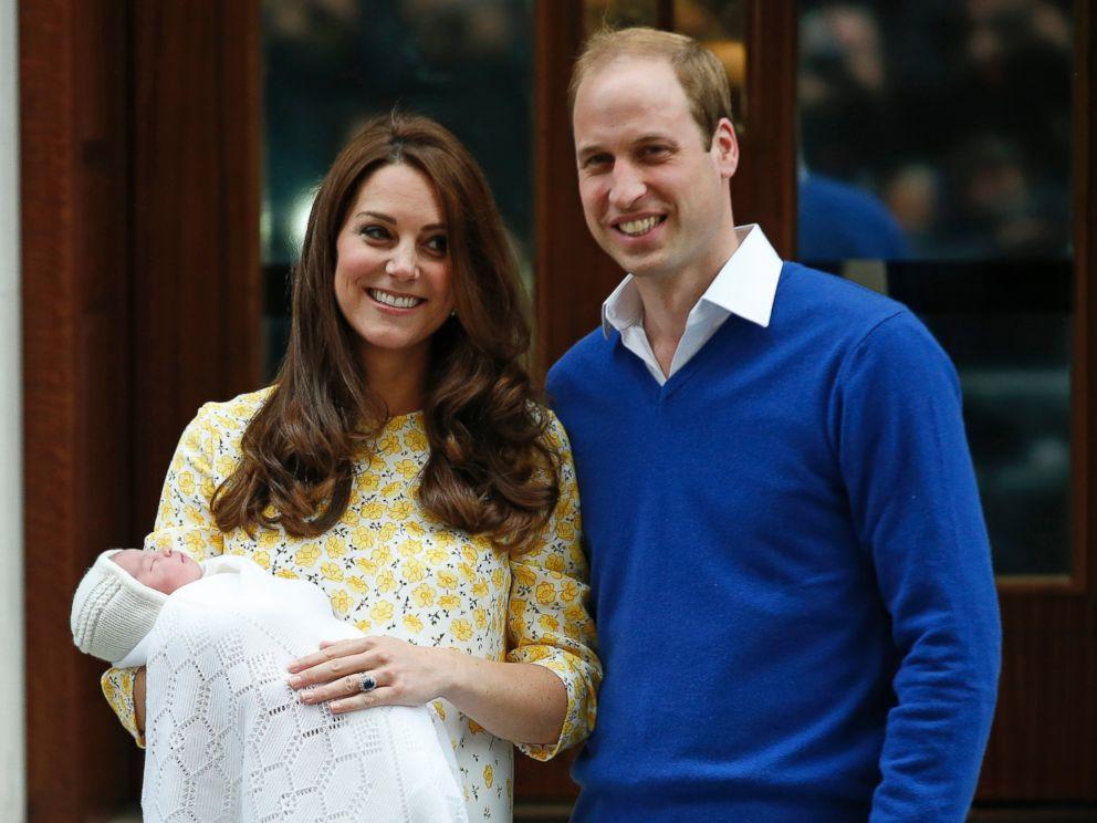 kate middleton look royal baby