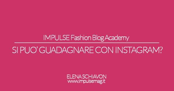 Fashion blogger e guadagni: quanto si può guadagnare con Instagram?