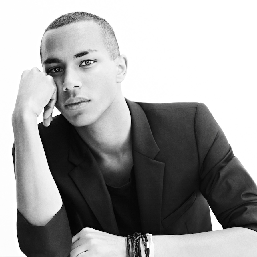 Olivier Rousteing, by KarimBAlmain per H&M #HMBALMAINATION