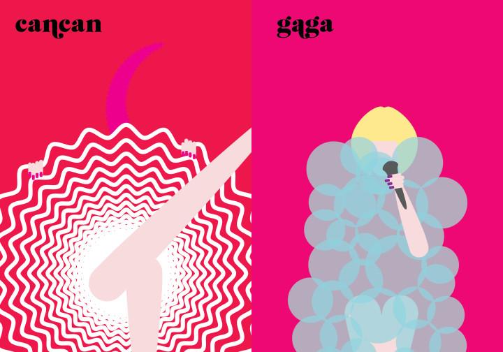 Parigi VS New York, le illustrazioni che raccontano vizi e virtù delle due città