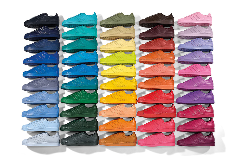 Adidas Scarpe Superstar Supercolor