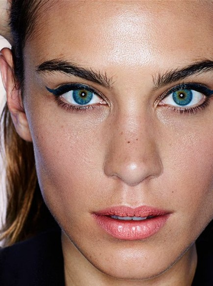 make-up per sembrare più giovane