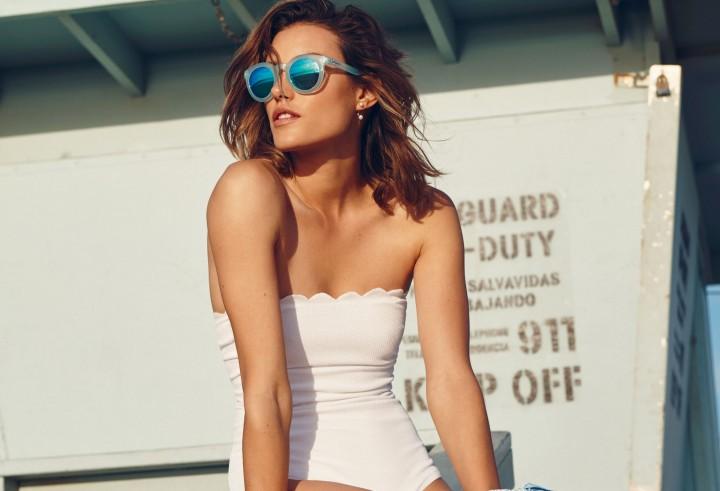 Marysia Swim, i costumi dai colori pop e gli orli funny