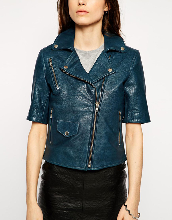 leather-jacket-manica-a-tre-quarti-asos