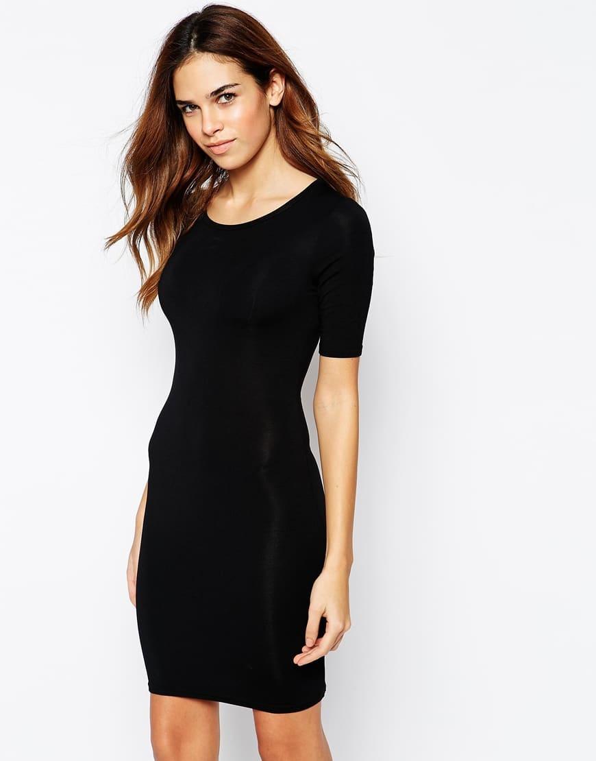 17_ Tubino aderente New Look, in Jersey elasticizzato (17,99 € su Asos)
