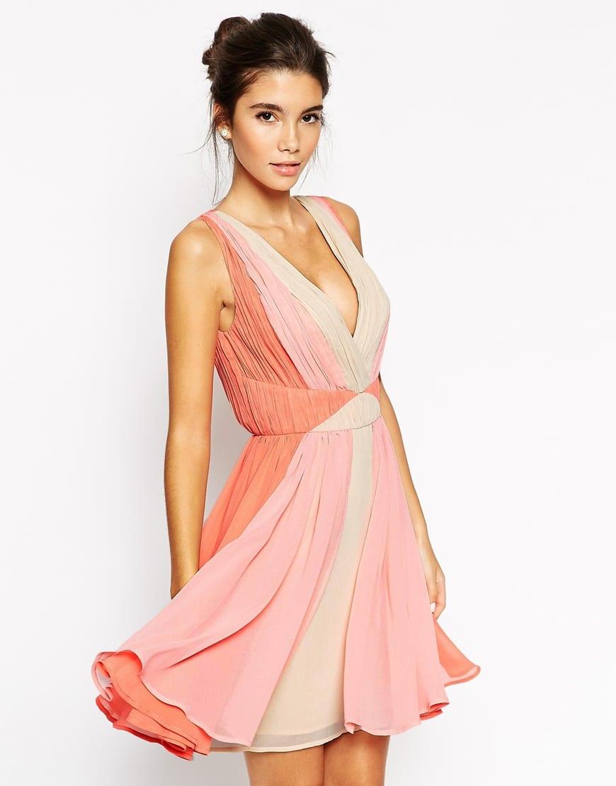 Famoso Vestiti per matrimonio: 100 idee tra abiti pastello, lunghi e  JJ61