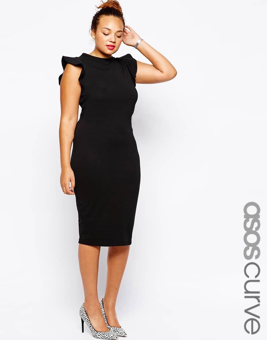 Favorito The summer is black! 30 vestiti neri corti per l'estateImpulse  TK11