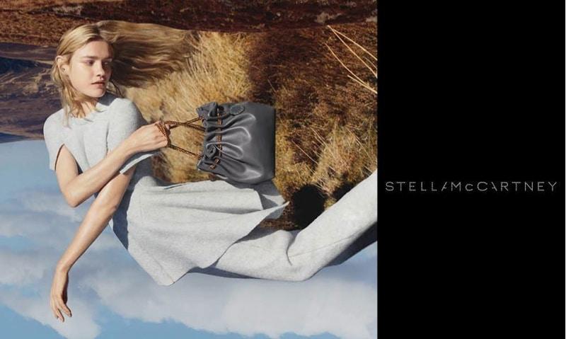 STELLA MCCARTNEY CAMPAGNA PUBBLICITARIA AUTUNNO/INVERNO 2015/2016