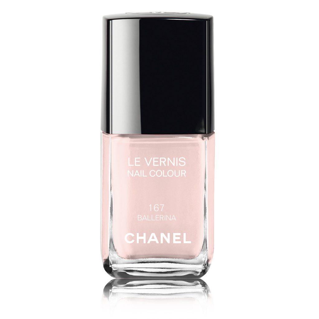 Smalto Chanel, tonalità 167 Ballerina.