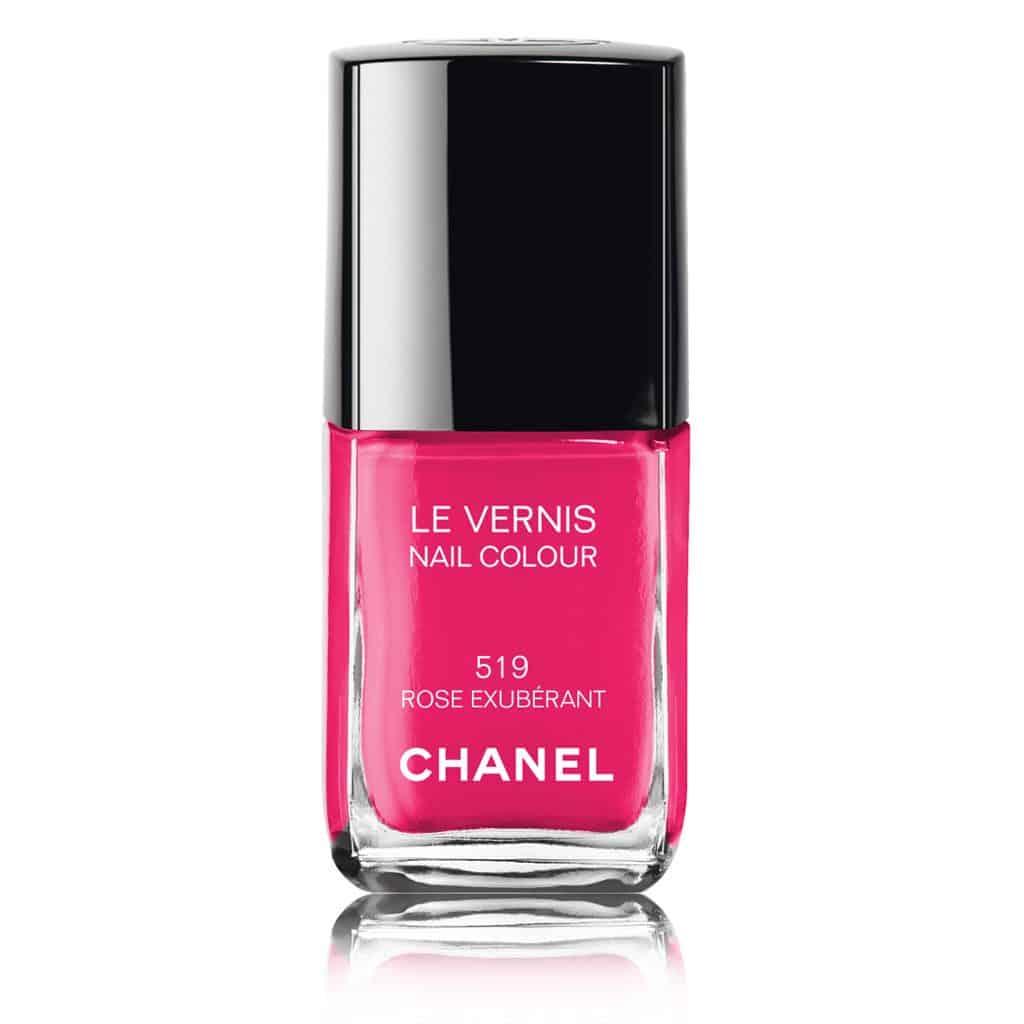 Smalto Chanel, tonalità 519 Rose Exubèrant