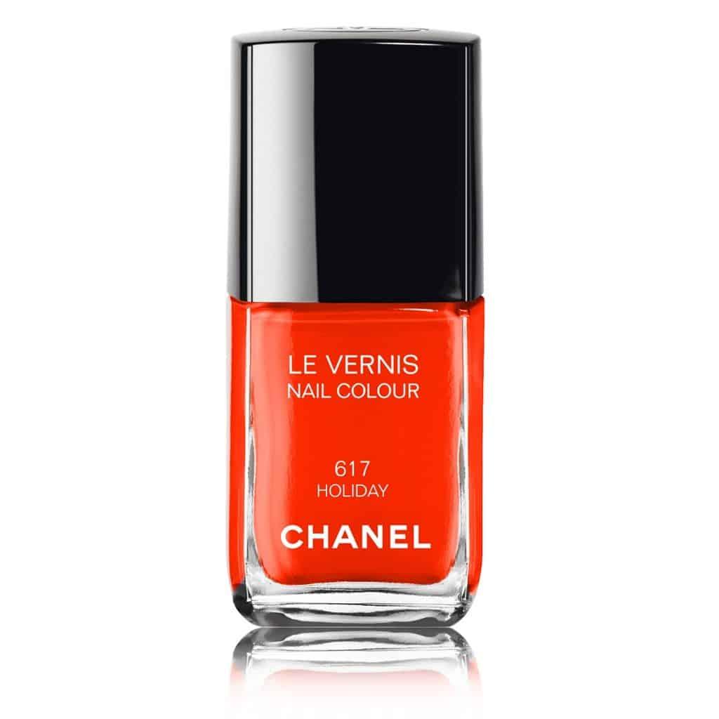 Smalto Chanel, tonalità 617 Holiday