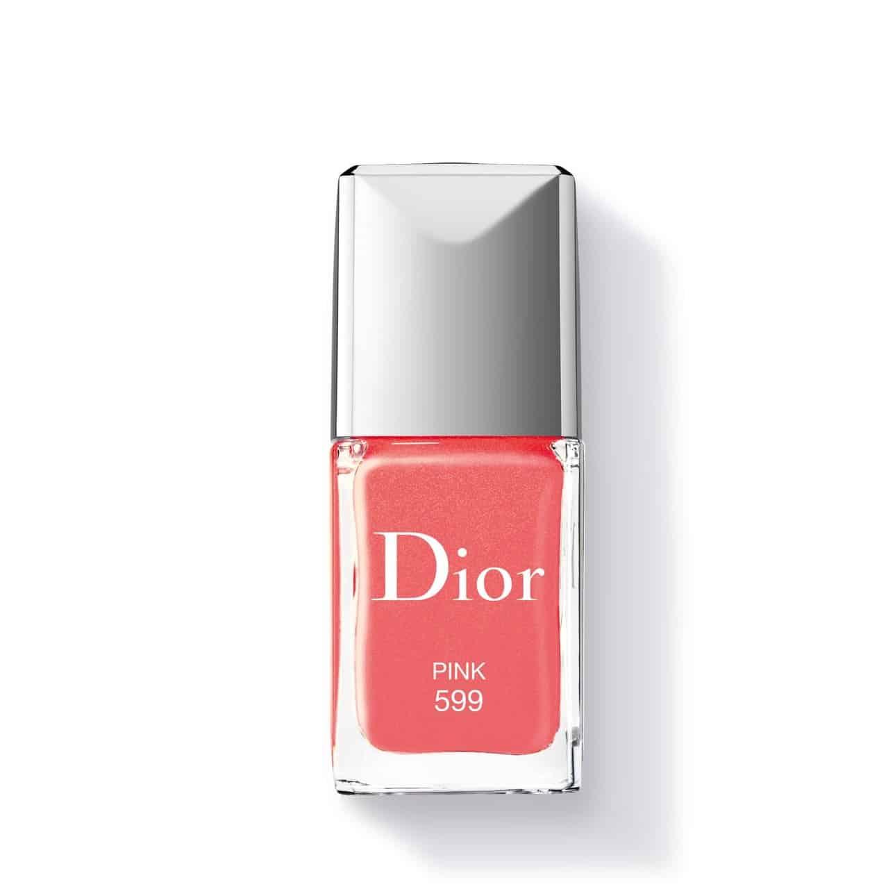 Smalto Dior, tonalità 599 Pink