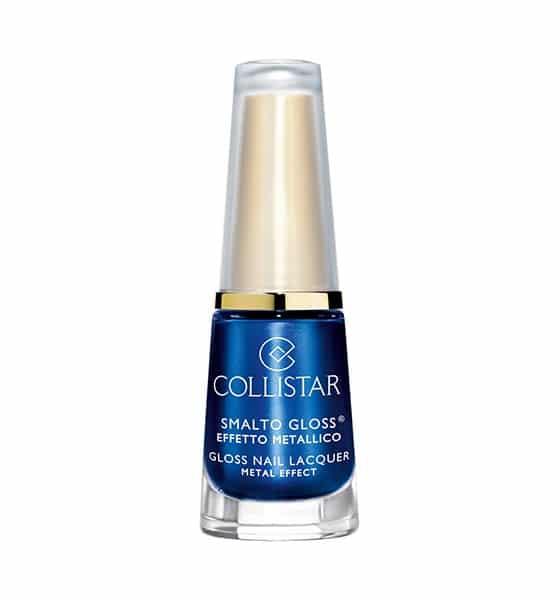 Smalto Gloss Collistar effetto metallico 2