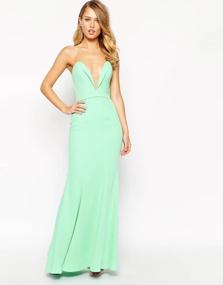 29607b3d14b6 Vestito verde acqua h m – Modelli alla moda di abiti 2018
