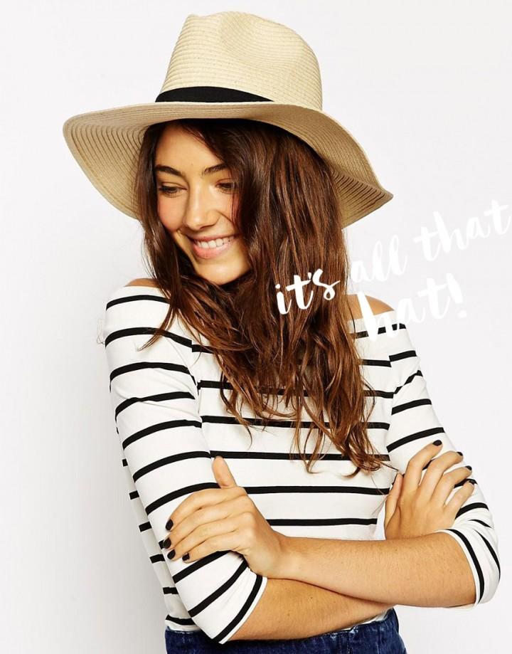 Cappelli di paglia da donna per l'estate 2015: dal matador alla paglietta, vince lo stile classico
