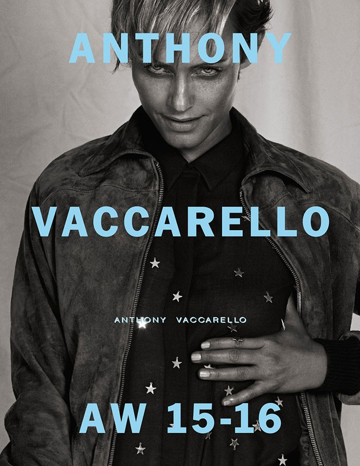 ANTHONY VACCARELLO AUTUNNO/INVERNO 2015/2016