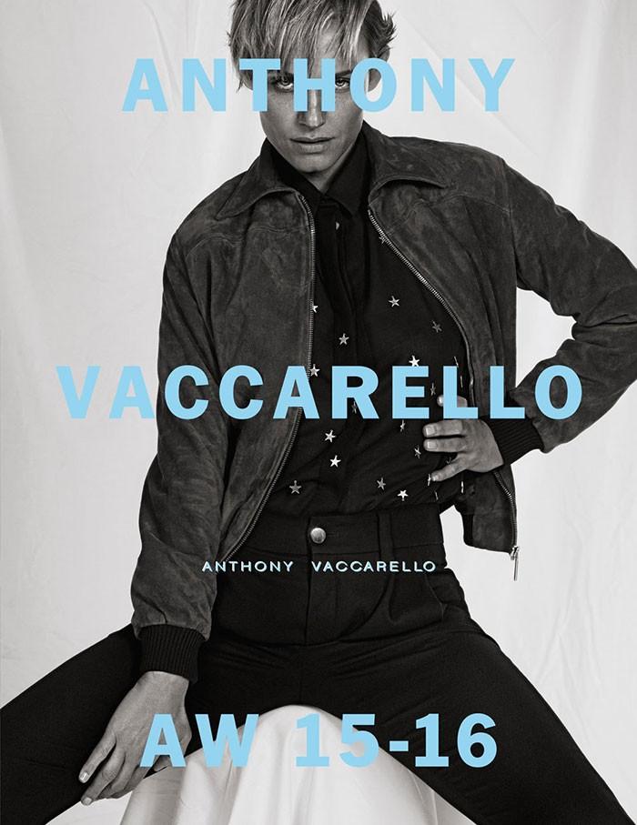 ANTHONY VACCARELLO AUTUNNO/INVERNO 2015/2016
