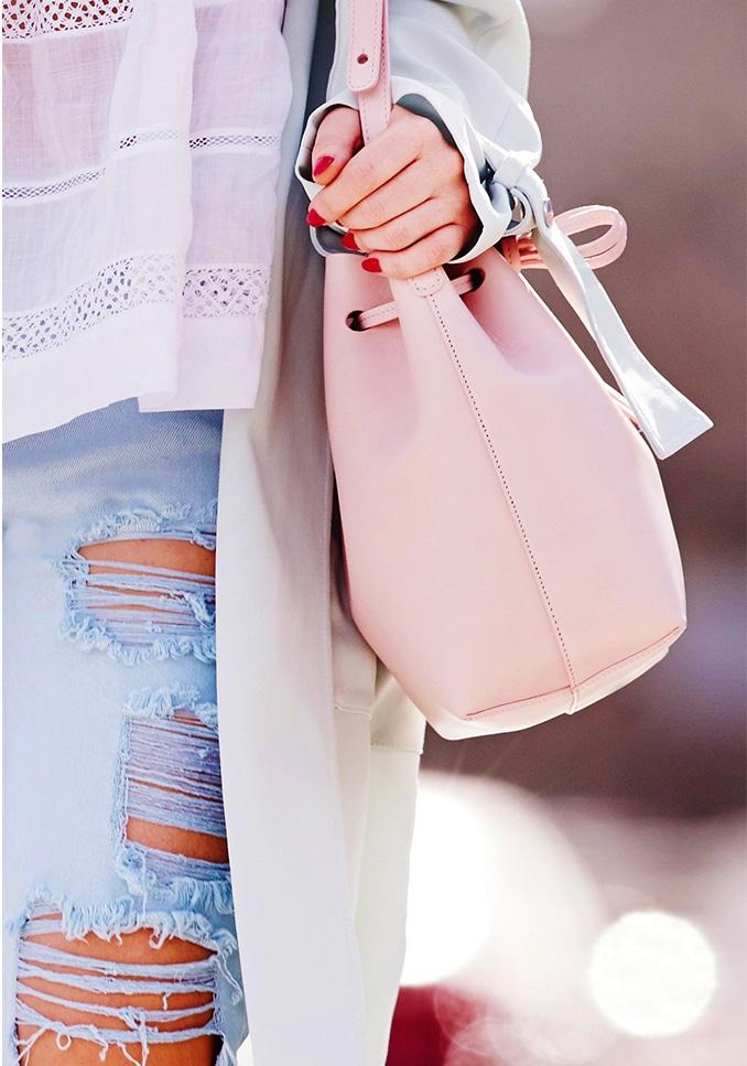 La borsa a secchiello, 10 modelli super posh
