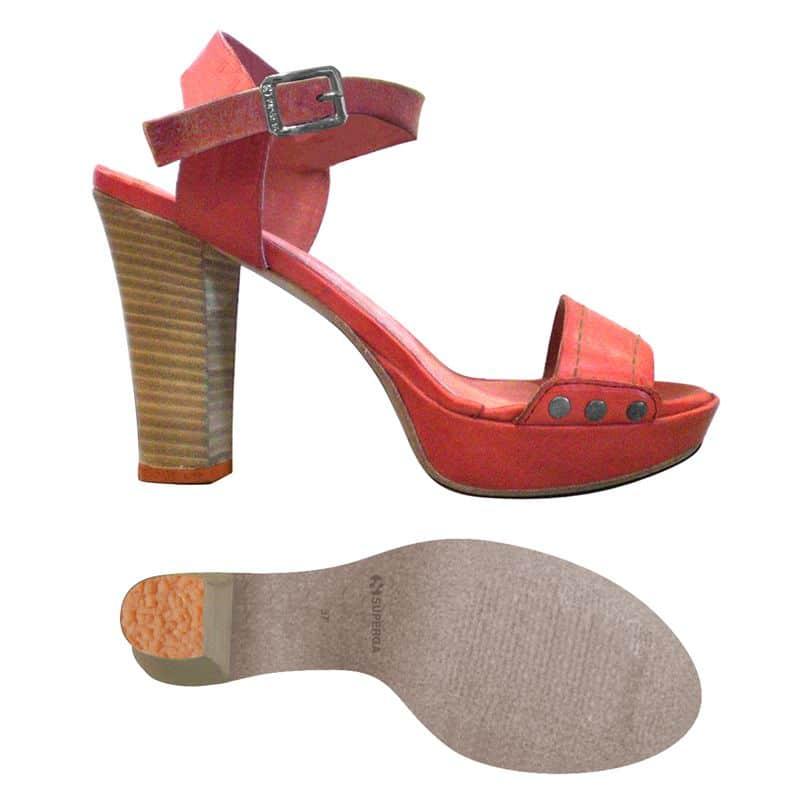 sandalo red