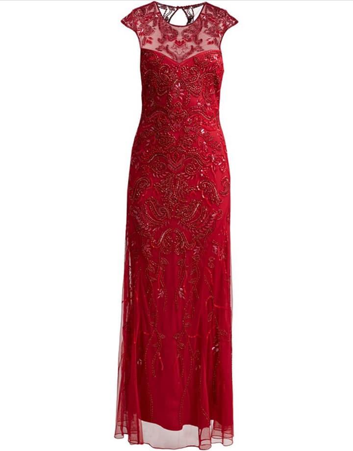 Eleganti – In Rosso Zalando Vestiti Abiti Pizzo KJc1TlF