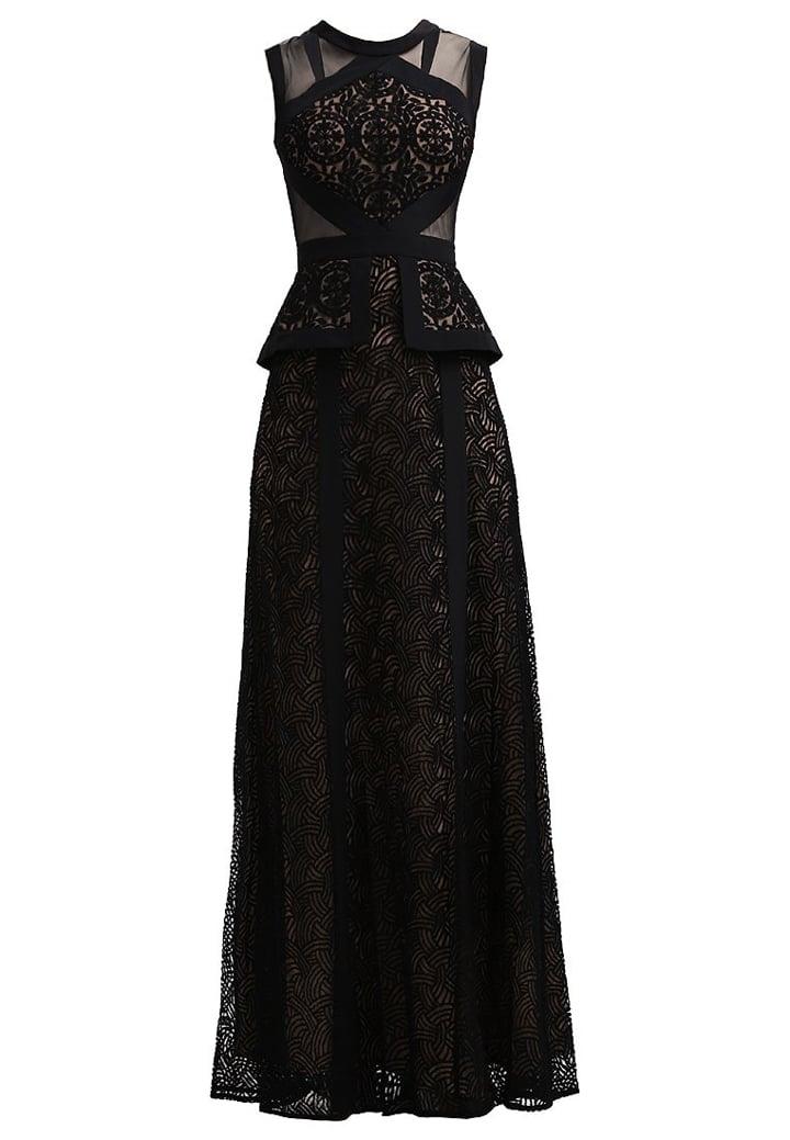 vestiti-da-cerimonia-sera-nero-lungo-zalando