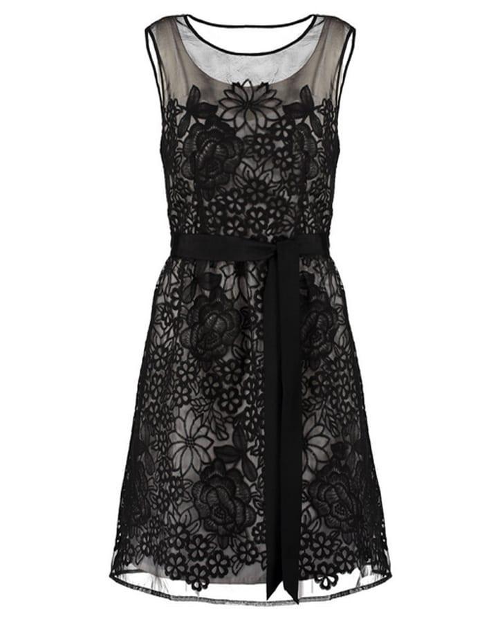 Zalando vestiti neri corti – Modelli alla moda di abiti 2018 a32912056d6