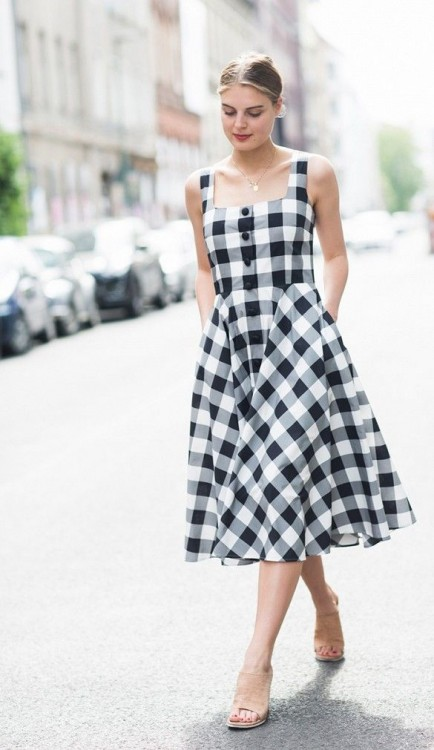 vestiti quadretti estate 2015